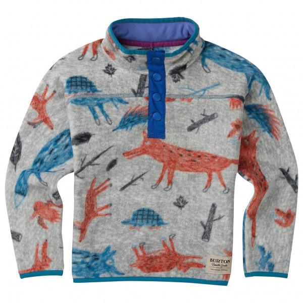 Burton - Kid´s Mini Spark Fleece Pullover Fleecepullover Gr 3 years lila/rot/rosa