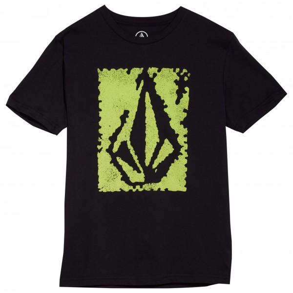 Volcom - Kid´s Pixel Stone BSC S/S T-Shirt Gr XL schwarz