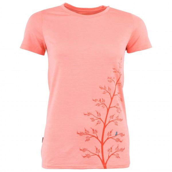 Kiekebusch Angebote Icebreaker - Women´s Tech Lite S/S Crewe Flax T-Shirt Gr L beige