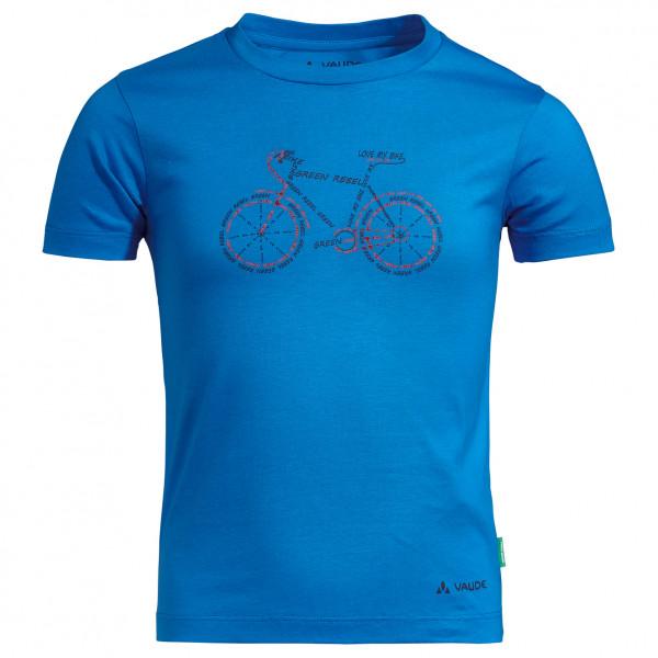 Vaude - Kids Leza - T-shirt Size 92  Blue