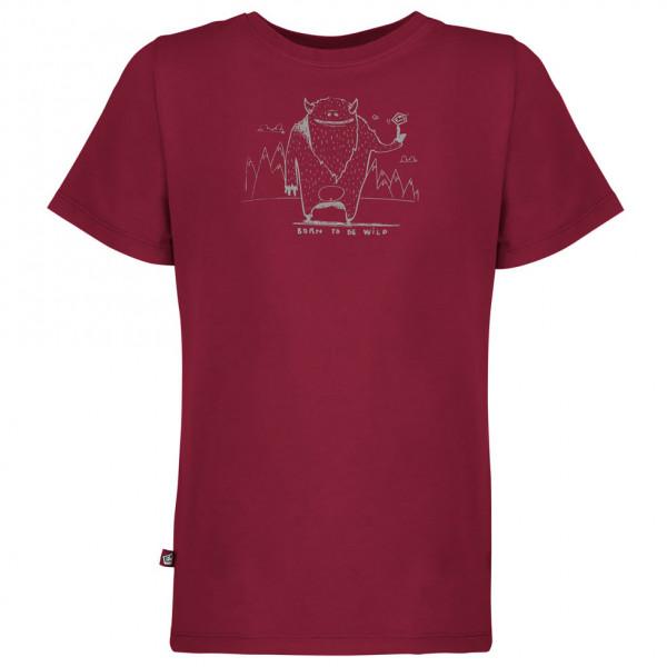 E9 - Kid's Yeti - T-Shirt Gr 12 Years rot W20-JTE001mag12Y