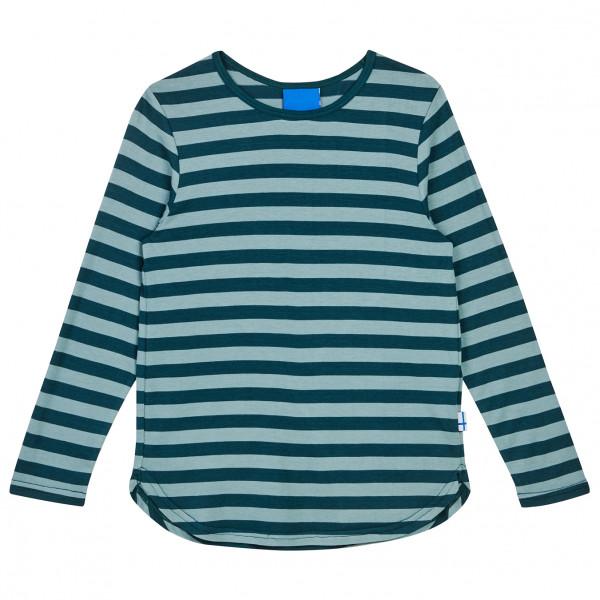 Khl - Womens Alska Hoody - Fleece Jacket Size Xs  Blue/black