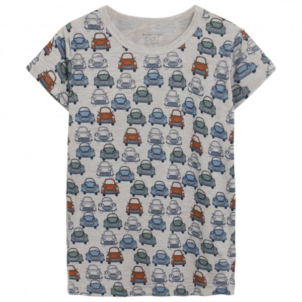 Hust&claire - Kids Bamboo Asu Nightwear - T-shirt Size 128  Grey