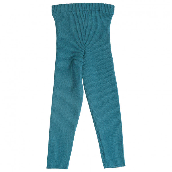 Reiff - Kids Rippenlegging - Leggings Size 86/92  Turquoise
