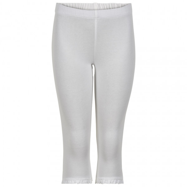 ME TOO - Kid's Leggings Capri - Leggings Gr 110 grau 620891-1450