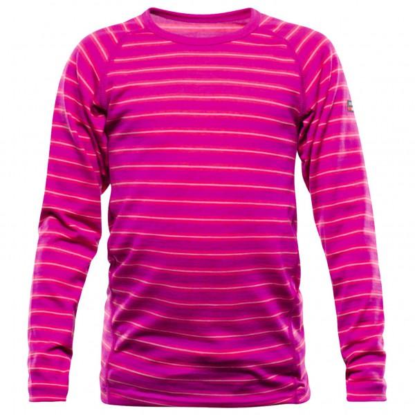 Devold Breeze Kid Shirt - Merinounterwäsche Gr 8Y rosa