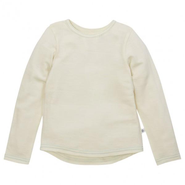 #Smalls – Kid's Superfine Merino Long Sleeve Top 18.9 Mic – Merinounterwäsche Gr 13/14 Years weiß#