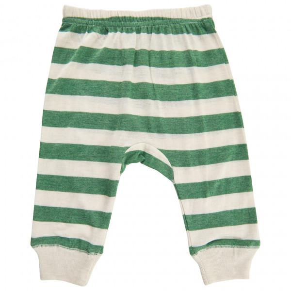 #CeLaVi – Baby's Harem Pants YD – Alltagsunterwäsche Gr 100;60;70;80;90 weiß/orange/beige;weiß/oliv/grün#