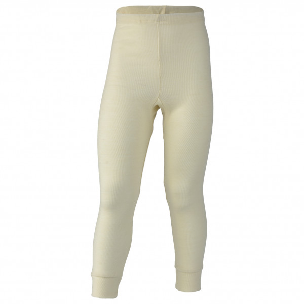 Engel - Kinder-unterhose Lang - Everyday Base Layer Size 104  Grey/white/sand