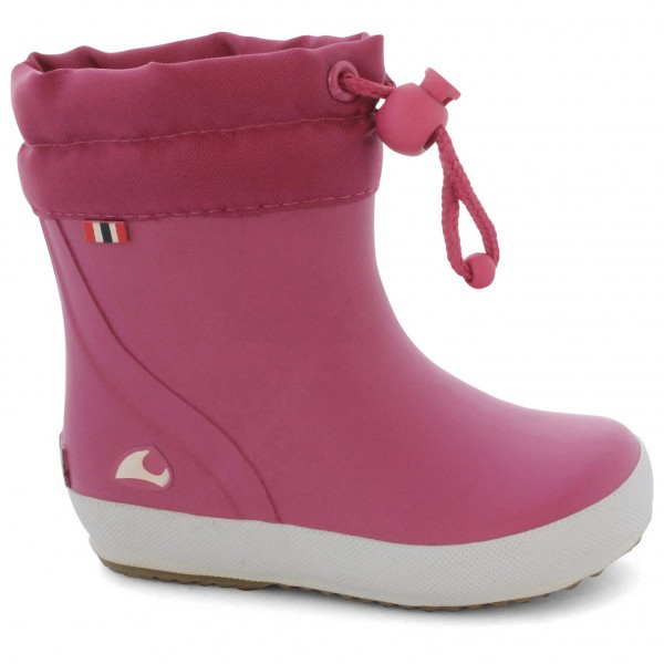 Kid´s Alv - Gummistiefel Gr 22 rosa/grau