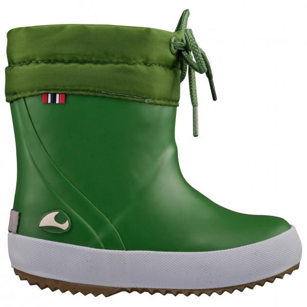 Viking - Kids Alv - Wellington Boots Size 28  Olive/grey