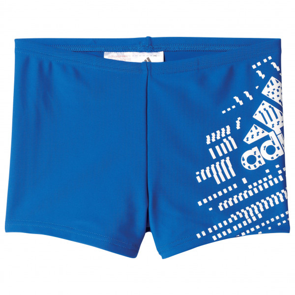 adidas Back To School Boxer Performance Logo Boys maat 176 blauw