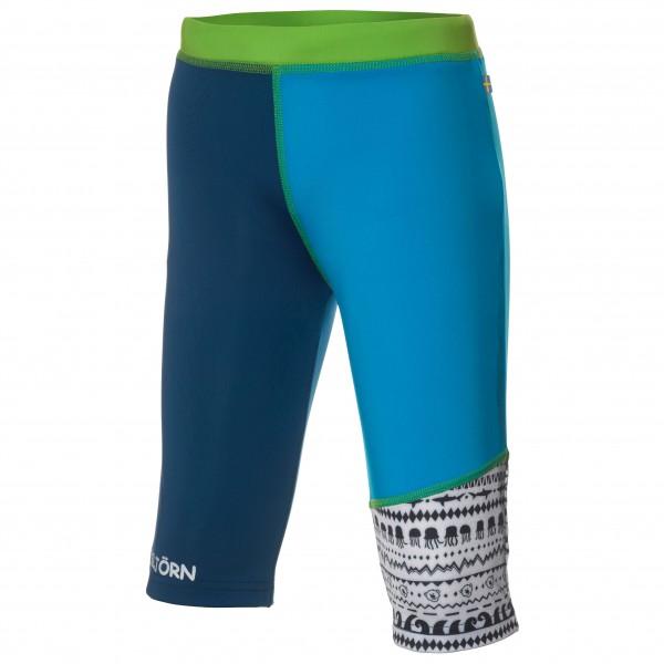 Isbjörn - Sun Leggings Kids - Swim trunks size 110/116, blue