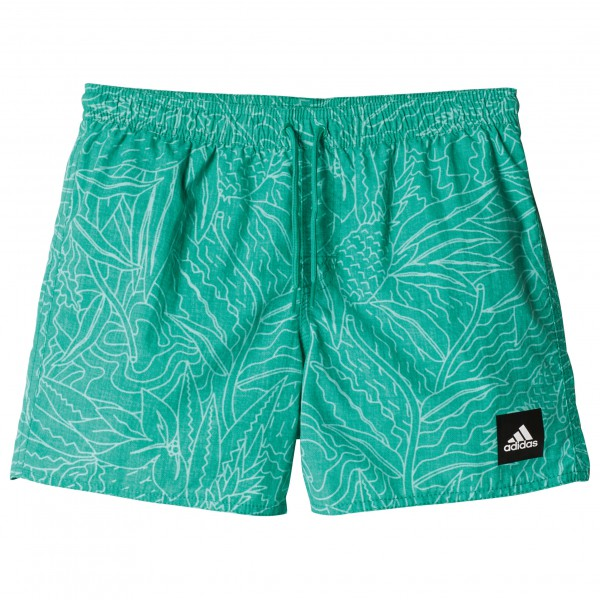 adidas - Youth Boys Graphic Short Length Boardshort Gr 116;128;140;164;176 türkis Sale Angebote Schipkau Annahütte, Karl-Marx-Siedlung