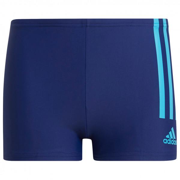 Adidas - Young Boys 3-stripes Brief - Swim Brief Size 152  Blue