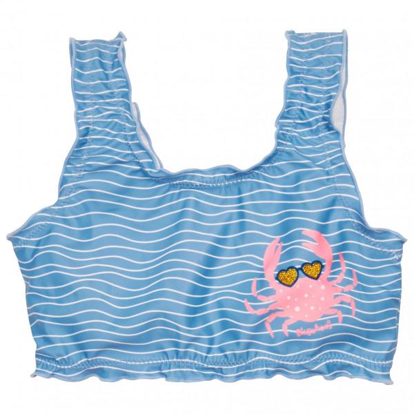 Playshoes - Kid's UV-Schutz Bikini Krebs - Bikini Gr 110/116;122/128;98/104 blau/grau 461294