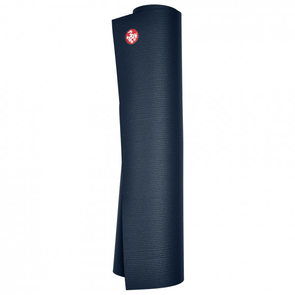 Manduka - Manduka PRO - Yogamatte Gr 180 cm - 6 mm blau/schwarz 111011030