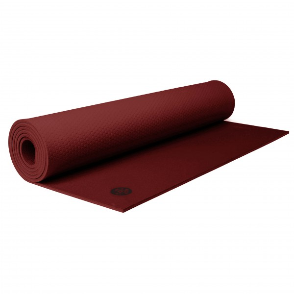 Manduka - Manduka PRO - Yogamatte Gr 180 cm - 6 mm ;blau/schwarz;lila 111011430