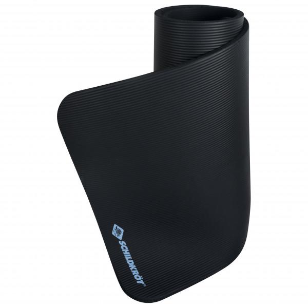 Schildkröt Fitness - Fitnessmatte Gr 15 mm schwarz 960160