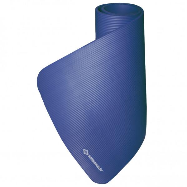 Schildkröt Fitness - Fitnessmatte XL - Yogamatte Gr 15 mm blau 960163