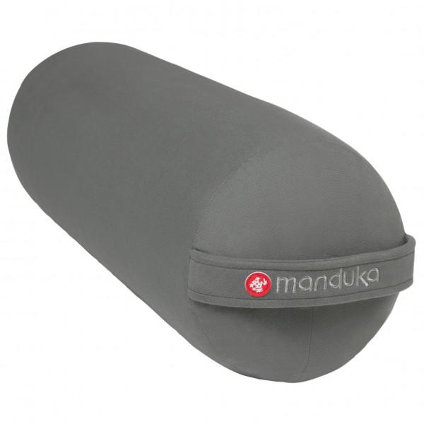 Manduka - Enlight Bolsters Round - Yogazubehör Gr 23 x 64 x 23 cm thunder 43301A022