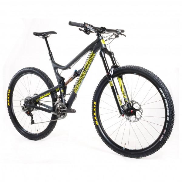 Tallboy LT C Carbon XTR AM 2015 - Mountainbike Gr L - 18,5´´ matte carbon /gelb