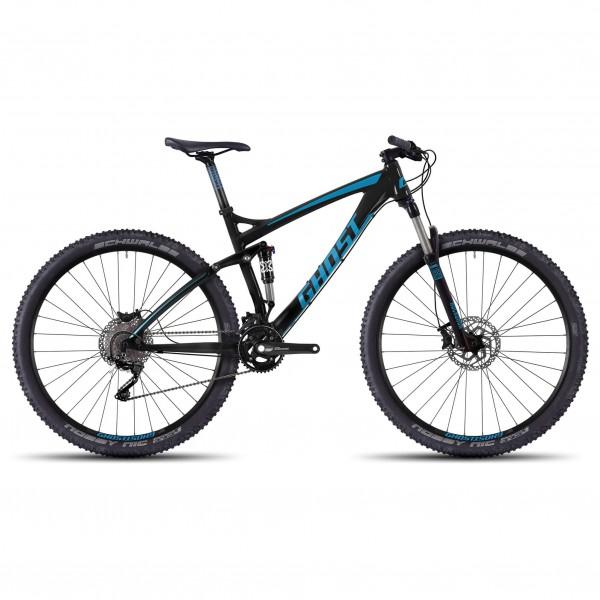 AMR 2 2016 - Mountainbike Gr L schwarz/blau