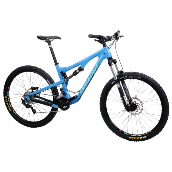 5010 2.0 C SRAM Carbon - Mountainbike Gr XL blau