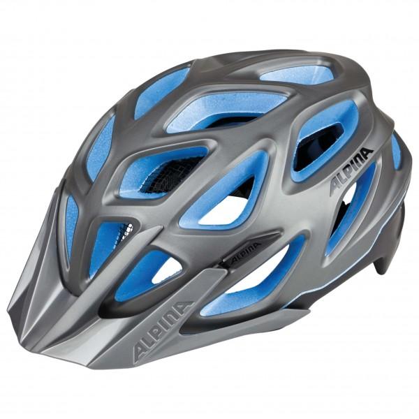 Alpina - Women´s D-Alto L.E. - Radhelm Gr 52-57 cm grau/blau Preisvergleich