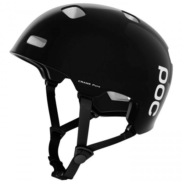 POC - Crane Pure - Radhelm Gr XS/S schwarz/grau