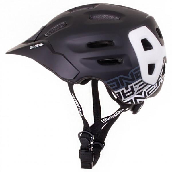 O´Neal - Defender Helmet Radhelm Gr L;L/XL schwarz/grau;lila/blau/schwarz Sale Angebote Cottbus