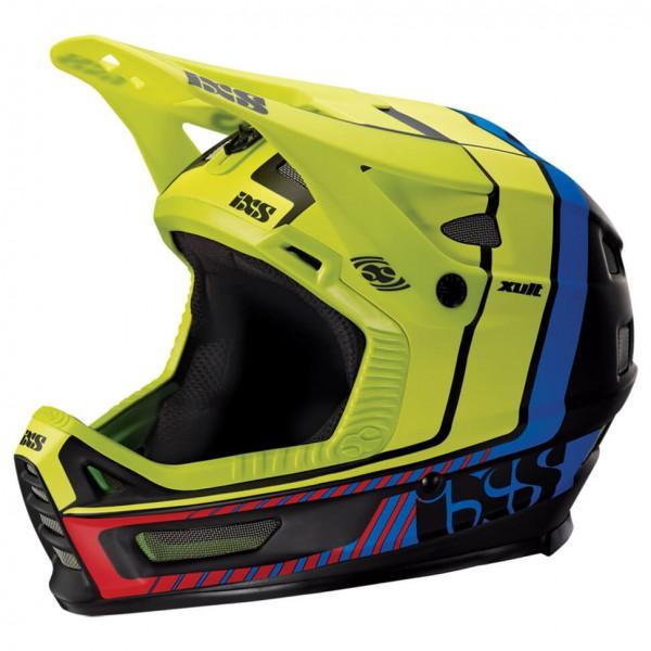 iXS - XULT Helmet - Casco de ciclismo size L/XL, amarillo/negro