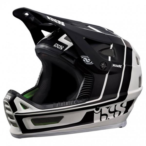 iXS - XULT Helmet - Casco de ciclismo size L/XL, negro/gris
