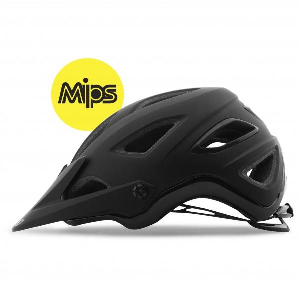 Giro - Montaro MIPS - Casco de ciclismo size S, negro/gris