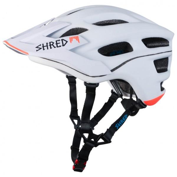 SHRED - Short Stack - Radhelm Gr XS-M grau/schwarz