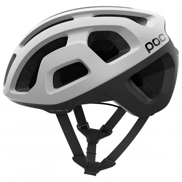 POC - Octal X - Casco de ciclismo size S - 50-56 cm, gris/negro