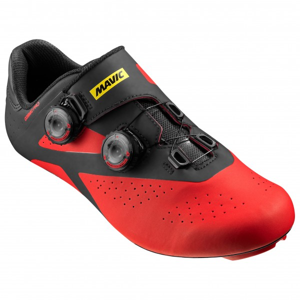 Mavic - Cosmic Pro Radschuhe Gr 10;11;7,5;8 rot/schwarz Sale Angebote