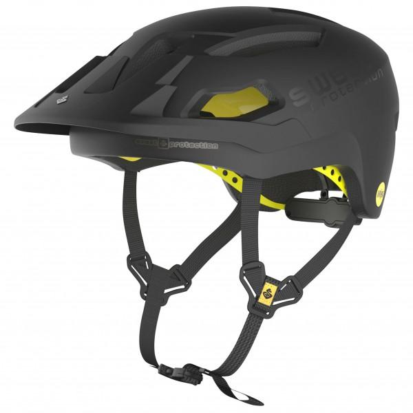 Sweet Protection - Dissenter MIPS Helmet Radhelm Gr M/L schwarz;grau/schwarz/weiß Sale Angebote Lieskau