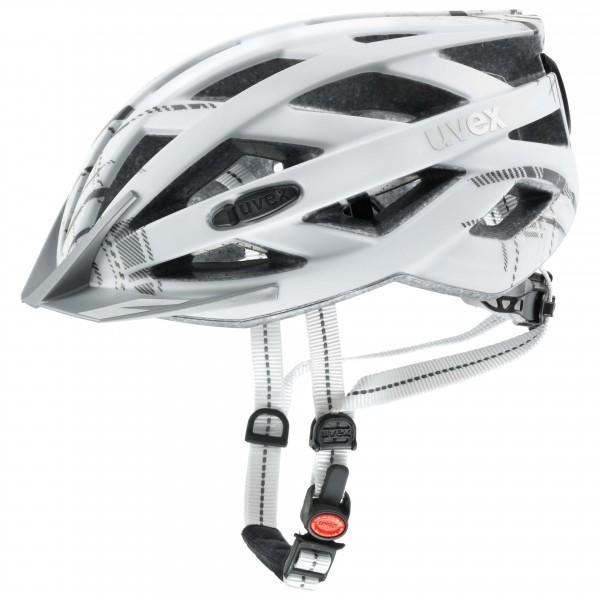 Uvex - City I-vo - Bike Helmet Size 56-60 Cm  Grey/black/white
