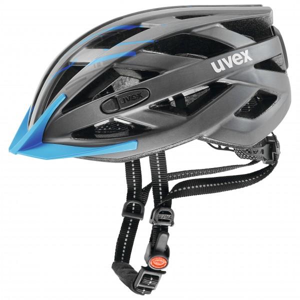 Uvex - City I-VO - Radhelm Gr 56-60 cm grau/schwarz Preisvergleich