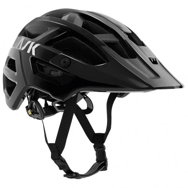 Kask - Rex - Casco de ciclismo size M - 48-58 cm, negro/gris
