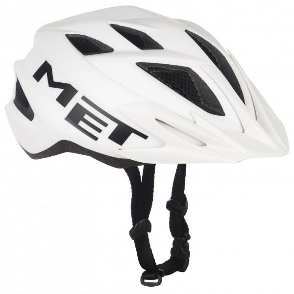 MET - Kid`s Crackerjack - Casco de ciclismo size One Size, blanco/gris