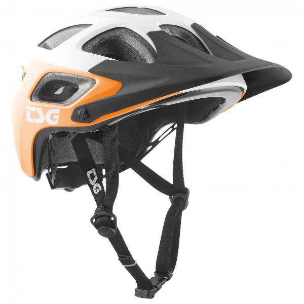 TSG - Seek - Casco de ciclismo size L/XL;S/M, gris/negro;negro/gris