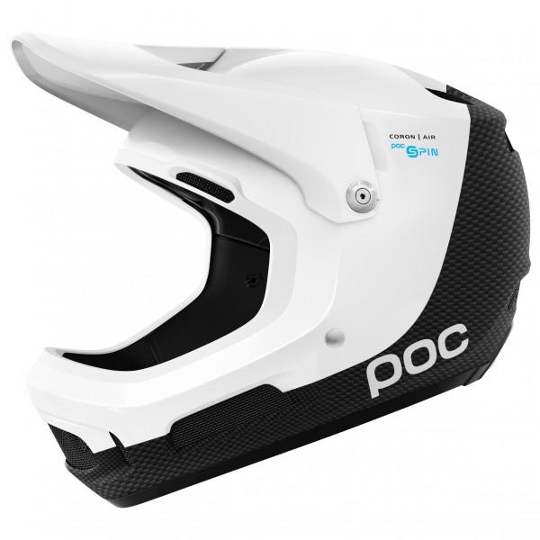 POC - Coron Air Carbon SPIN - Casco de ciclismo size M-L - 55-58 cm;XS-S - 51-54 cm, negro