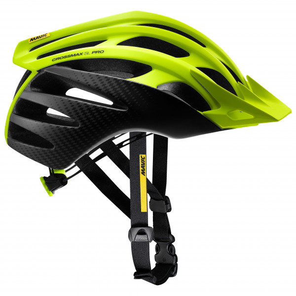 Mavic - Crossmax Sl Pro Mips - Bike Helmet Size 51-56 Cm - S  Black/green