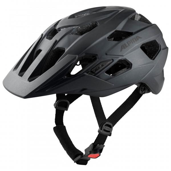 Alpina - Anzana - Bike Helmet Size 57-61 Cm  Black/grey