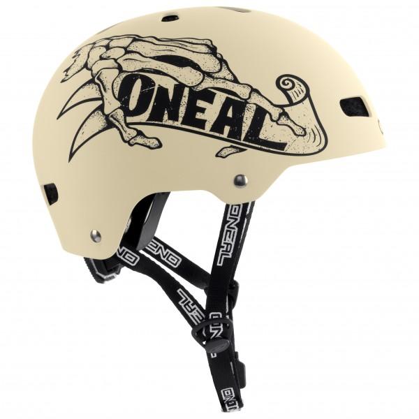 O`Neal - Dirt Lid ZF Helmet - Casco de ciclismo size L - XL, beige/negro