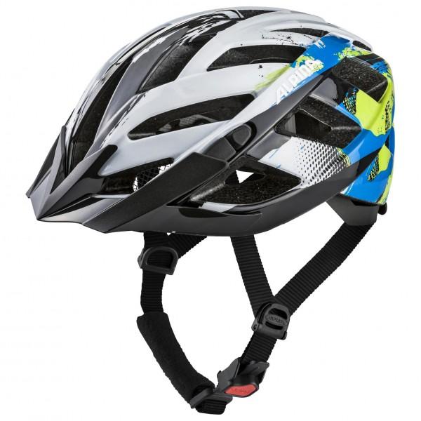 Alpina - Panoma 2.0 - Casco de ciclismo size 52-57 cm, negro/gris