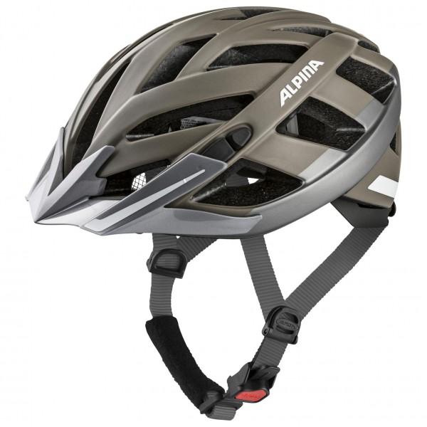 Alpina - Panoma 2.0 City - Casco de ciclismo size 52-57 cm, gris/negro