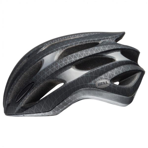 Bell - Formula - Casco de ciclismo size 52-56 cm - S;55-59 cm - M;58-62 cm - L, gris/negro;negro/gris